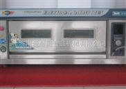 供应面食加工设备不锈钢单层二盘喷涂烘炉