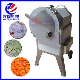 QC-100供应土豆切丝机 切土豆片机 马铃薯切丁机