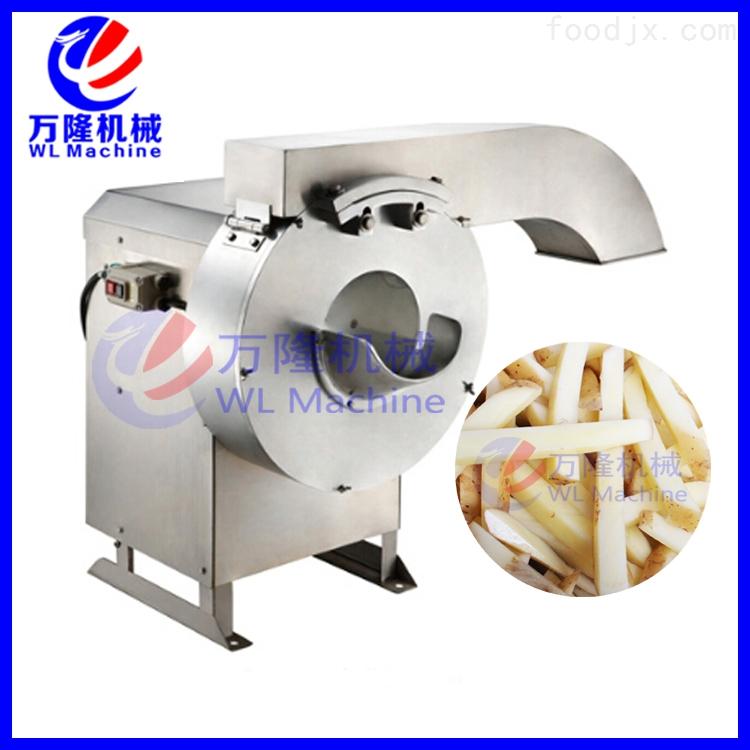 多功能自动快速切土豆薯条 山芋机