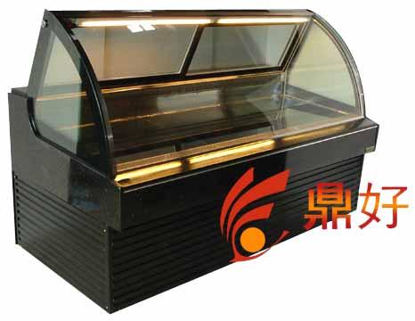 食品加工机械 制冷设备 展示柜 熟食展示柜  产品特点: 1, 外形设计