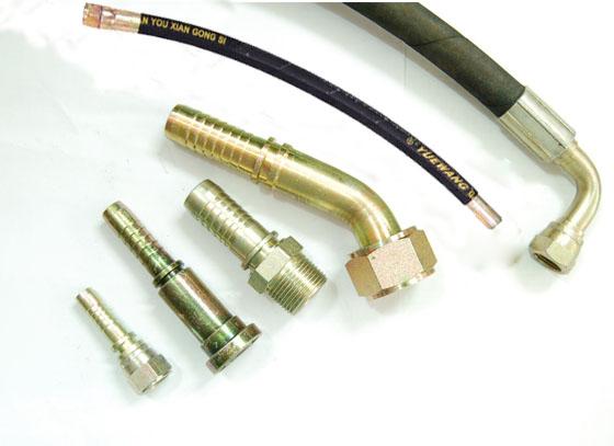 济南油管总成加工-高压胶管总成液压胶管钢编管高压机械油管定做图片