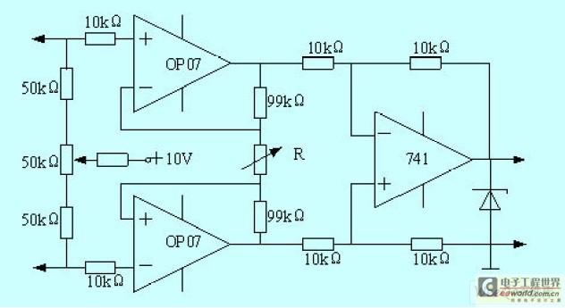 电路 电路图 电子 原理图 632_345