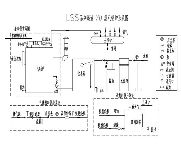 lss-燃油/燃气蒸汽发生器