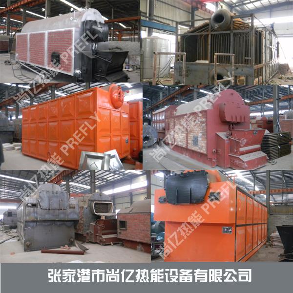 dzl-燃煤/生物质热水锅炉-供求商机-张家港市尚亿